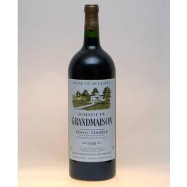 Domaine de GRANDMAISON 2011