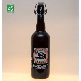 Bière de Mascaret Ambrée Bio