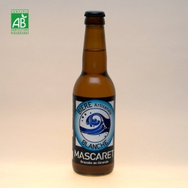 Bière de Mascaret Blanche Bio
